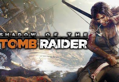 Le nouveau Tomb Raider !
